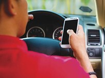 70 Percent of Drivers Using Smartphones