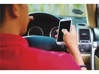70 Percent of Drivers Using Smartphones