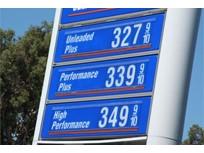 Gasoline Falls to $2.18 Per Gallon