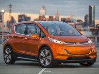 GM Confirms Chevrolet Bolt EV Production