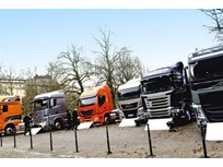 EU Commercial Vehicle Registration Up 3.9%