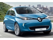 Renault Offers Lease Service for Zoe EV in Middle East