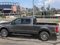 Texas Auto Writers Name Ford Super Duty 'Truck of Texas'