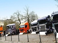 EU Commercial Vehicle Registration Up 5% for February