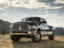 FCA Relocating Ram Heavy Duty Truck Production to U.S.