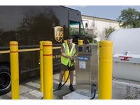 UPS Awarded for Sustainability Efforts