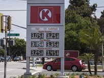 Gasoline Prices Rise to $2.54