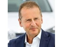 VW Names Diess as New CEO
