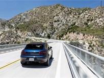 Porsche Recalls Macan SUVs for Fire Risk
