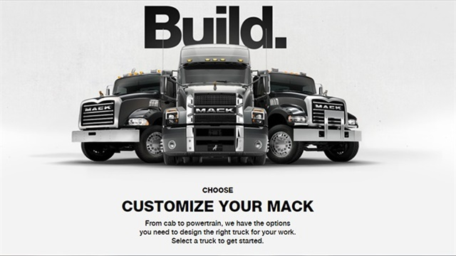 <p><strong>Mack Trucks has expanded its recently launched Mack Trucks Configurator to include the Mack Anthem model. </strong></p>