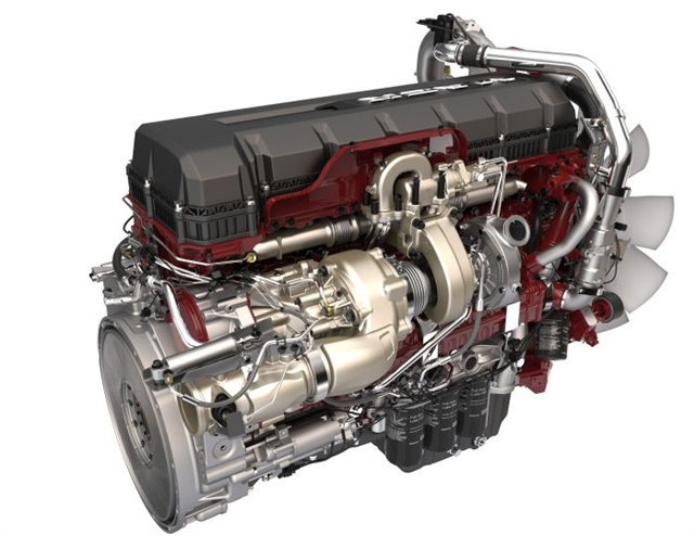 <p><strong>2017 Mack MP series engine</strong> <em>Photo: Mack Trucks</em></p>