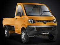 Mahindra Launches Mini-Truck in India