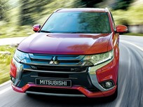 Ukraine Police Orders Large Batch of Mitsubishi Outlander PHEVs