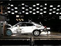 Video: 2014 Chevrolet Malibu Draws 5-Star Safety Score