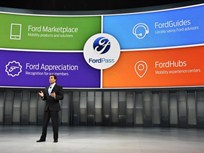 Ford to Launch FordPass Mobility Services Suite