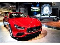 Maserati Ghibli Gets Semi-Autonomous Makeover for 2018