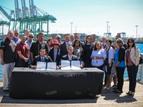 Southern California Mayors Aim for Zero Emissions at Ports