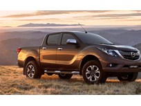 Mazda Starts Production on Refreshed Pickup in Thailand