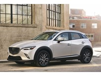 Mazda's CX-3 Adds Automatic Braking for 2018