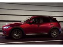 Mazda Tweaks CX-3 for 2019