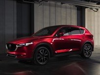Mazda's CX-5 Adds Cylinder Deactivation for 2018