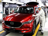 Mazda Starts Production of Next-Gen CX-5