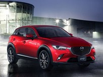 EPA Rates Mazda CX-3 SUV: 35 MPG Highway