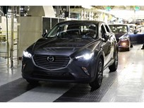 Mazda Expands CX-3 Production