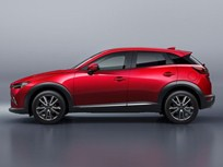 2016 Mazda CX-3 Crossover Starts at $20,840