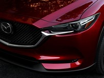 Mazda Planning New SUV for 2021