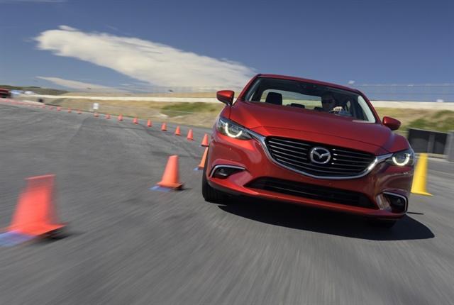 Photo courtesy of Mazda.