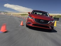 Mazda Rolling Out New Vehicle Dynamics Tech