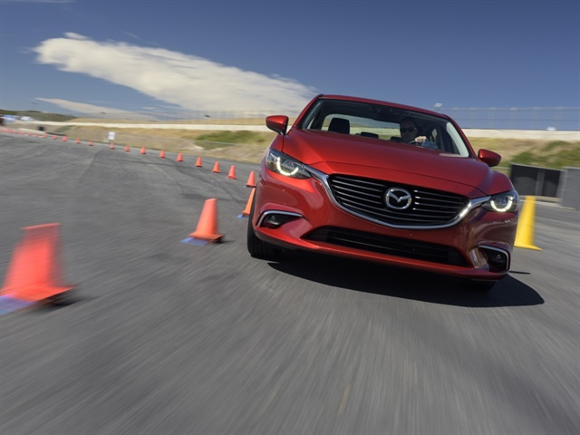 Photo courtesy of Mazda.