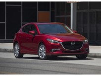 Mazda3 Gets Light Update for 2017