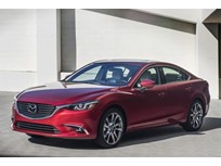 2017.5 Mazda6 Adds Standard Safety Tech