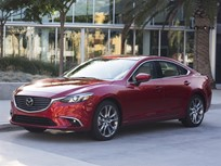 Mazda6, Mazda3 Improve Handling, Interiors for 2017
