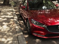 Mazda Adds Turbocharging to Mazda6