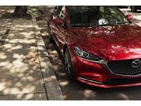 Mazda Adds Turbocharging to Mazda6