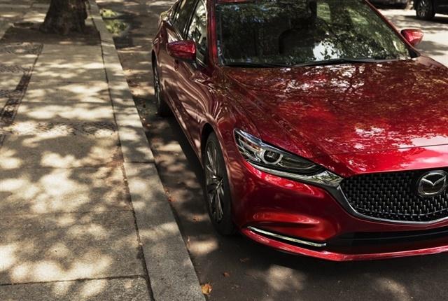 Photo of Mazda6 courtesy of Mazda.
