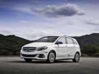 Mercedes-Benz Lowers Price of B250e EV