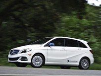 Mercedes-Benz Sets Pricing for B-Class Electric Drive