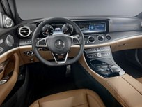 Mercedes-Benz Gives 2017 E-Class Major Interior Upgrade