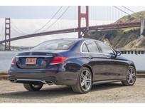 Mercedes-Benz Announces 2017 E-Class Fleet Incentive