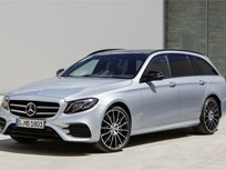 Mercedes-Benz Offering 2017 E-Class Wagon