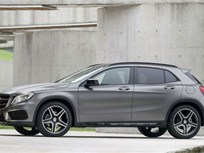 Mercedes-Benz to Debut GLA 250 SUV at L.A. Auto Show