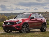 Mercedes Recalls 2018 SUVs for Air Bags