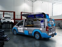 Mercedes-Benz Metris Concept Highlights Van Upfitting
