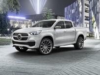Mercedes-Benz Unveils X-Class Pickup