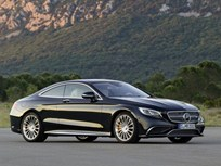 Mercedes-Benz S65 AMG Coupe Produces 621 HP