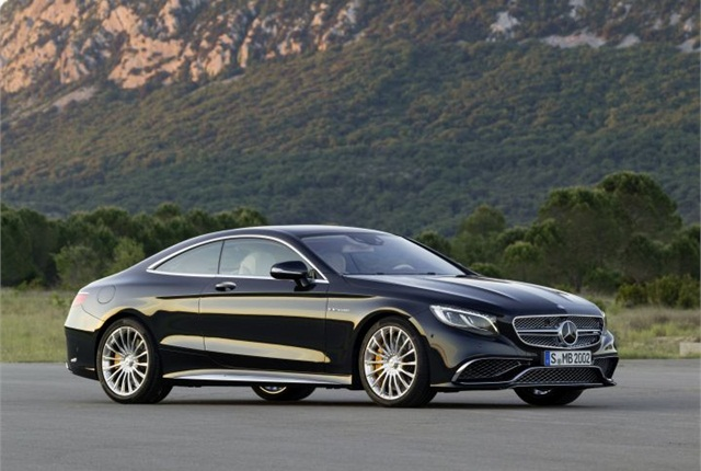 Mercedes Benz S65 Amg Coupe Produces 621 Hp News